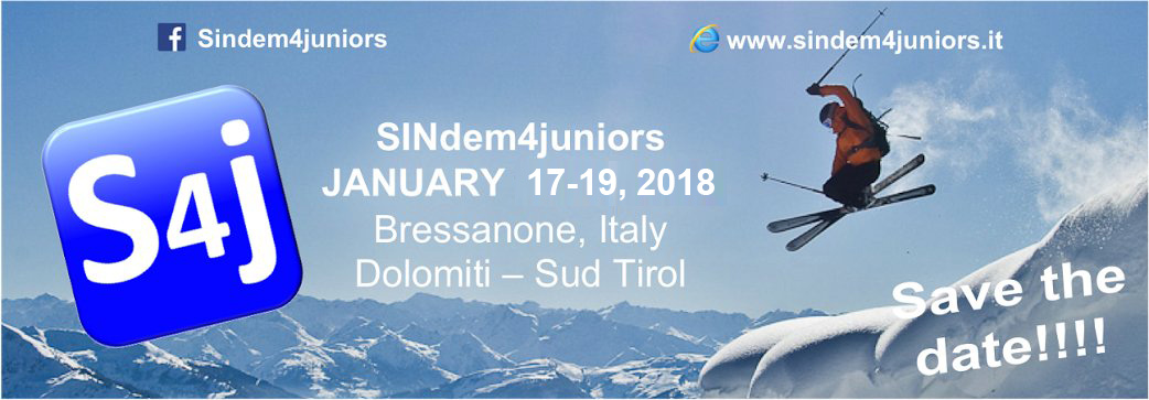 6th Winter Seminar on Dementia - January 17-19, 2018<br />Bressanone, Italy<br />Dolomiti - Sud Tirol